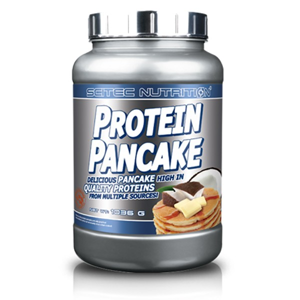 Scitec Nutrition Protein Pancake (1036g Dose) Chocolate Banana