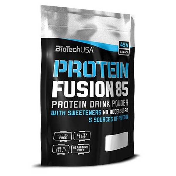 Biotech USA Protein Fusion 85 (454g) Cookies and Cream