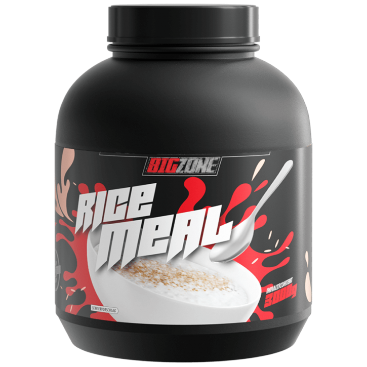 Big Zone Rice Meal - 3000g