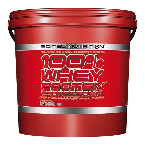 Scitec Nutrition 100% Whey Protein Professional (5000g)