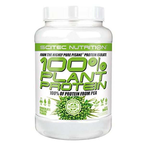 Scitec Nutrition 100% Plant Protein (900g)