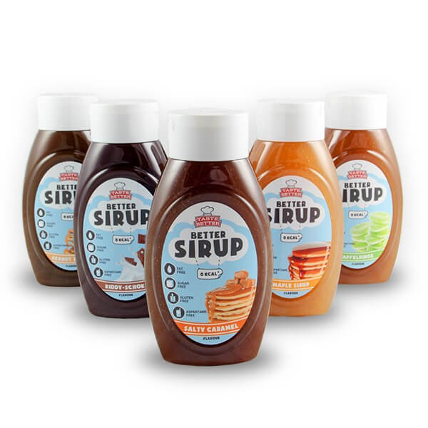 Taste Better Sirup (450ml) Kiddy-Schoki