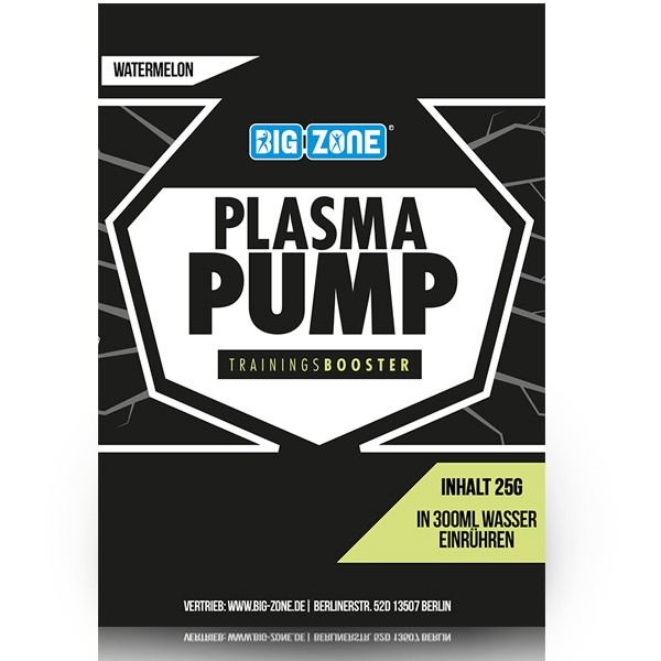 Big Zone Plasma Pump - 25g Probe
