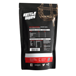 Big Zone Battle Whey - 1000g Gebrannte Mandel